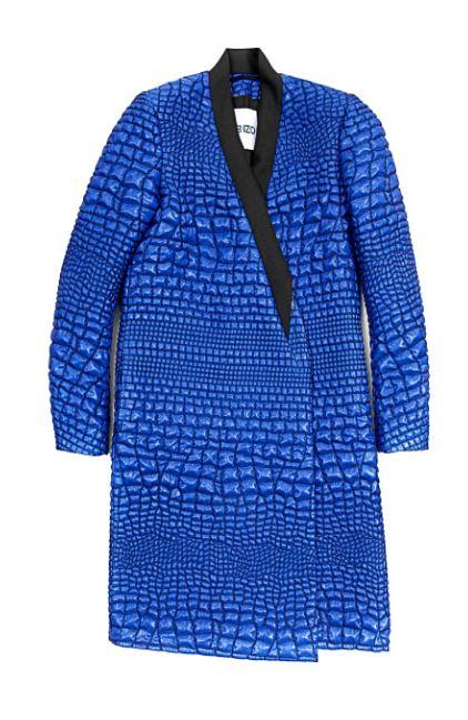 Kenzo Croc Coat